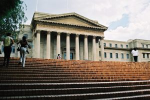 University of Witwatersrand, South Africa